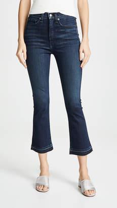 "Veronica Beard Jean Carly 11"" Kick Flare Jeans"