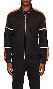 Paul Smith Men's Cotton-Blend Jersey Track Jacket - Black