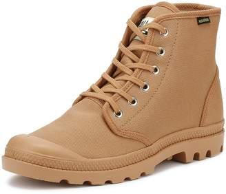 Palladium Womens Peru Brown Pampa Originale Hi Boots-UK 7