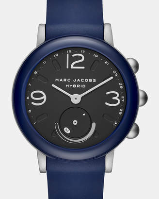 Marc Jacobs Riley Blue Hybrid Smartwatch