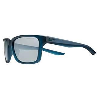 Nike EV1005-440 Spree Frame Grey with Silver Flash Lens Sunglasses