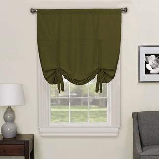 Columbia Charlton Home Blackout Window Tie-Up Shade