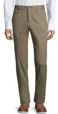 G・T・A Straight-Fit Cotton Pants