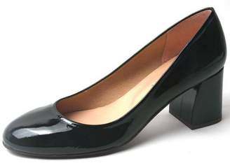 French Sole Trance Patent Heel $185 thestylecure.com