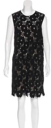 Christian Dior Sleeveless Shift Dress