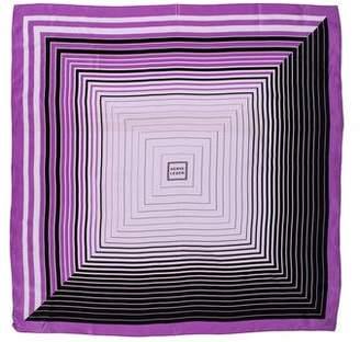 Herve Leger Silk Printed Scarf