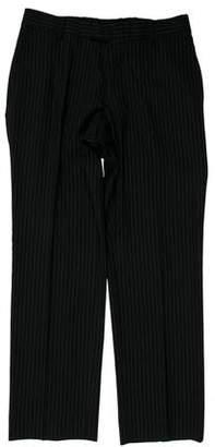 Gucci Striped Wool Pants