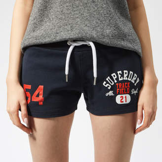 Superdry Women's Track and Field Lite Shorts
