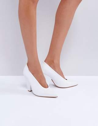 Asos Palette Leather Heels