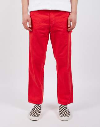 Stan Ray - OG Painter Pant Overdye Red