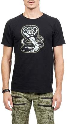 Cult of Individuality Cobra Embroidered Tee