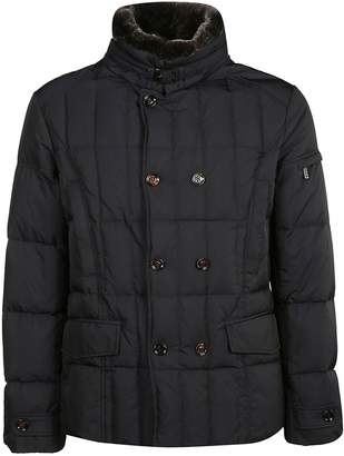 Moorer Double Breasted Buttoned Jacket