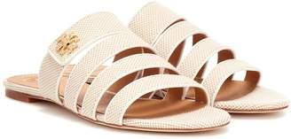Tory Burch Kira canvas sandals