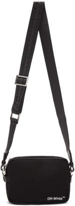 Off-White Black Logo Crossbody Bag
