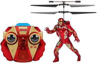Iron Man Marvel Remote Control Helicopter by World Tech Toys