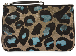 Marc By Marc Jacobs The Roxy 28 Divine Leopard Pouch