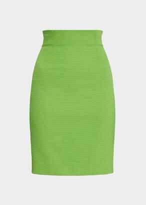 Versace High-waisted Skirt