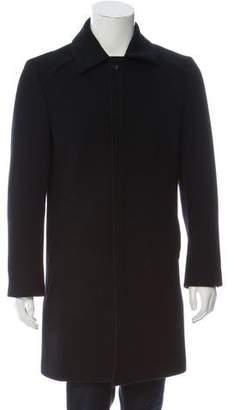 Victorinox Wool Long Coat