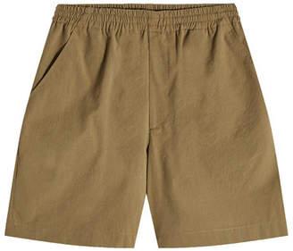 Trs Bien Cotton Camp Shorts