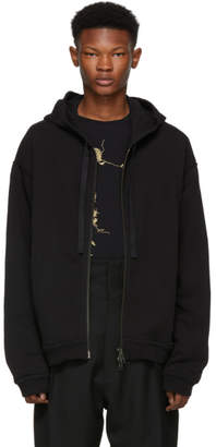 Haider Ackermann Black Perth Zip-Up Hoodie