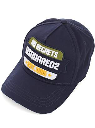 DSQUARED2 No Regrets Baseball Cap