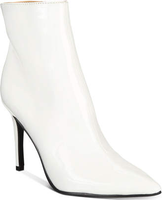 Thalia Sodi Rylie Pointed Toe Ankle Booties