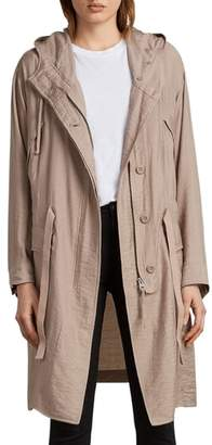 AllSaints Kinsley Hooded Jacket