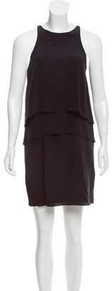 Tibi Tiered Mini Dress