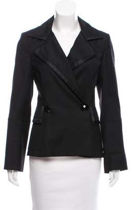 Temperley London Double-Breasted Wool Blazer