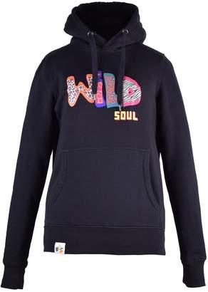 blonde gone rogue - Wild Soul Sustainable Hoodie In Black