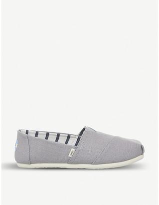 Office Alpargata canvas espadrilles shoes