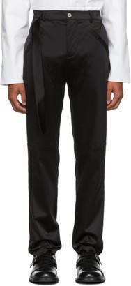 Spencer Badu Black Dress Pants