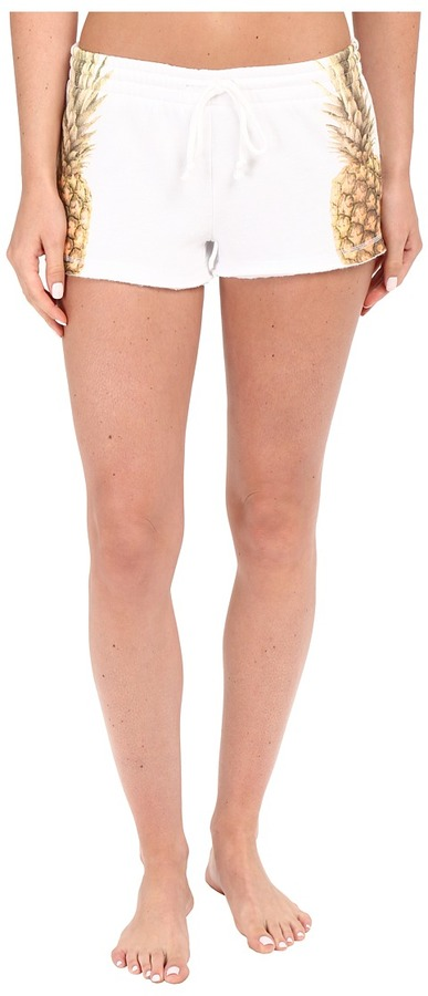 P.J. Salvage Pineapple Shorts