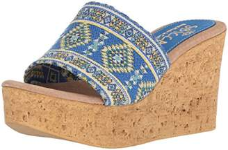 Sbicca Women's SALICE Wedge Sandal