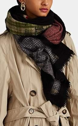Faliero Sarti Women's Pretty Doll Wool-Blend Scarf - Black