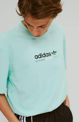adidas Kaval Mint T-Shirt