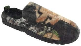 Muk Luks Men's Camouflage Clog Slipper