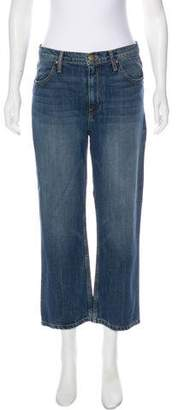 The Great Cropped High-Rise Jeans w/ Tags