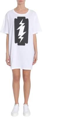 Neil Barrett Oversize Fit T-shirt