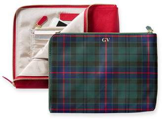 Mark And Graham Commute Clutch, Plaid