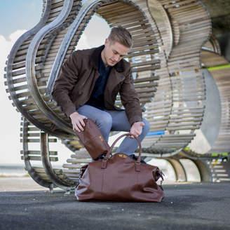 Duncan Stewart Personalised Vintage Travel Luggage Set