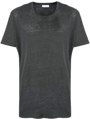 Etro classic round neck T-shirt