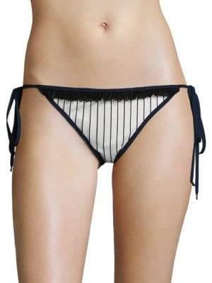 Jonathan Simkhai Oxford String Bikini