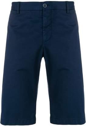 Etro long deck shorts