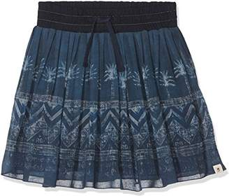 Scotch & Soda R ́Belle Girl's Voile Print & Jersey Lining Skirt,(Manufacturer Size: 14)
