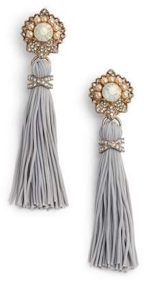 Marchesa Tassel Drop Earrings