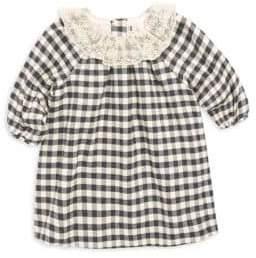 Bonpoint Baby Girl's& Little Girl's Plaid Shift Dress