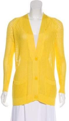 Hermes Vintage Silk Cardigan w/ Tags