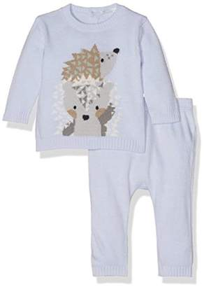 Benetton Baby Boys' Sweater+Trousers Clothing Set