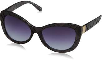Burberry Women's BE4217 Sunglasses /Grey Gradient 56mm
